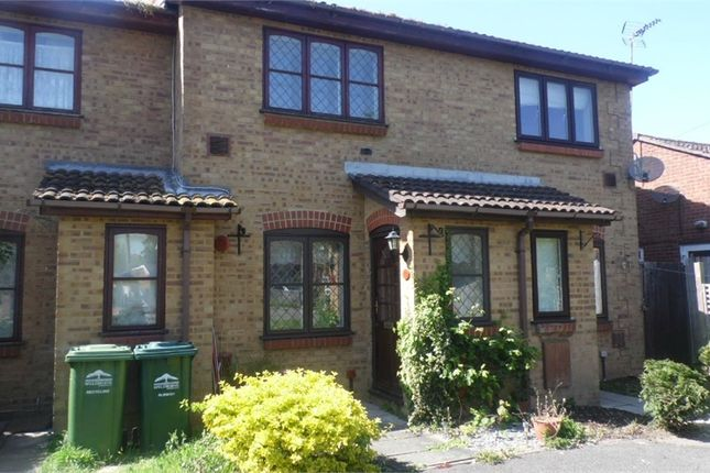 Thumbnail Semi-detached house to rent in Hithermoor Road, Staines-Upon-Thames, Surrey