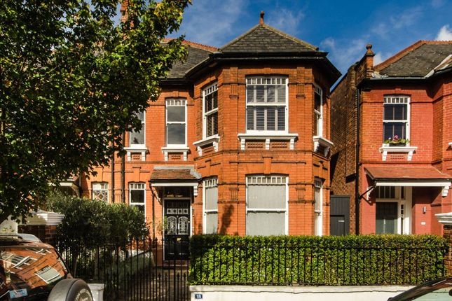 Thumbnail Terraced house for sale in Keyes Road, Mapesbury Estate
