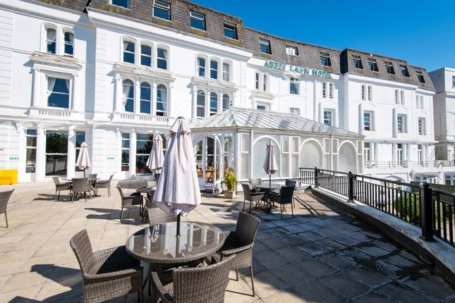 Thumbnail Hotel/guest house for sale in Scarborough Road, Torquay