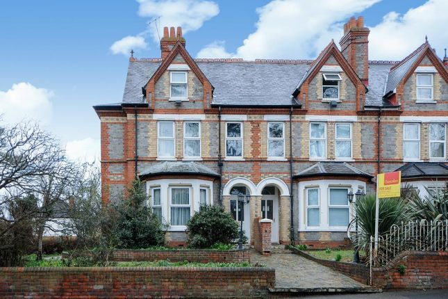 Thumbnail End terrace house for sale in Basingstoke Road, Reading