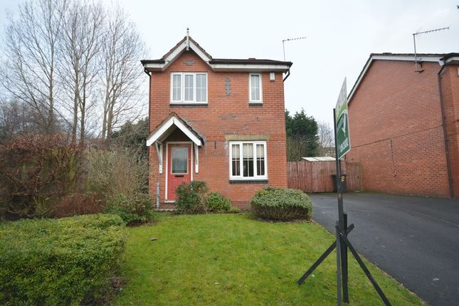 Thumbnail Detached house to rent in Orchard Drive, Oswaldtwistle, Accrington