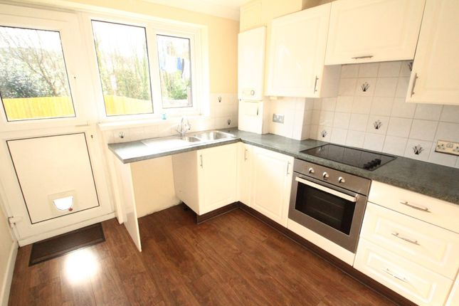 Thumbnail End terrace house for sale in Bradford Close, Eggbuckland, Plymouth