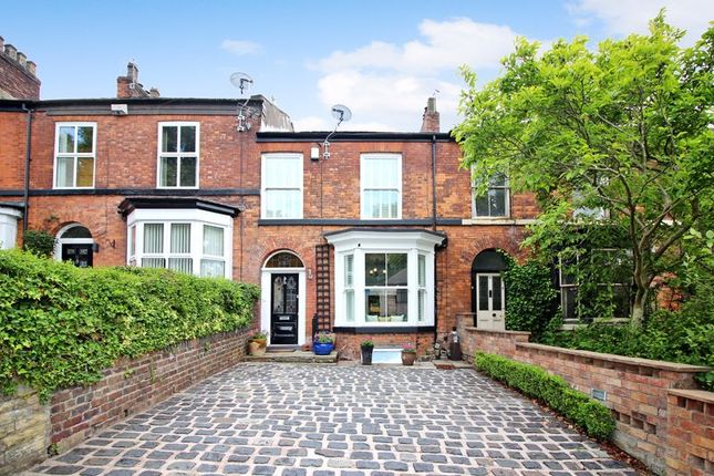 Thumbnail Terraced house for sale in Polefield Road, Blackley, Manchester