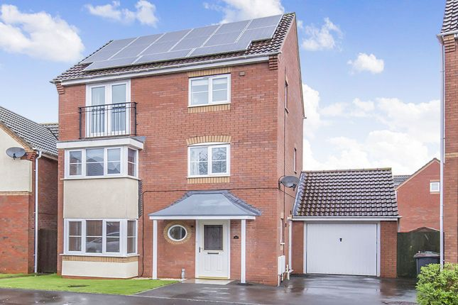 Thumbnail Detached house for sale in Clover Way, Bedworth