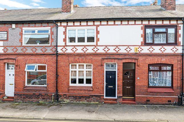 Thumbnail Terraced house to rent in Dundonald Avenue, Stockton Heath, Warrington