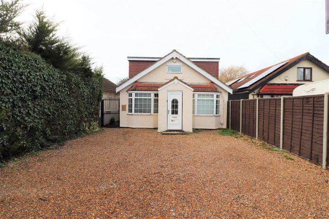 Thumbnail Detached bungalow to rent in Pole Hill Road, Hillingdon, Uxbridge