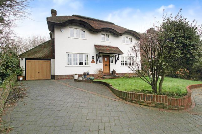 Thumbnail Detached house for sale in The Street, Rustington, West Sussex
