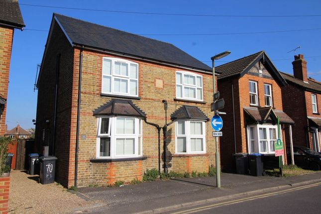 Thumbnail Semi-detached house to rent in Hummer Road, Egham