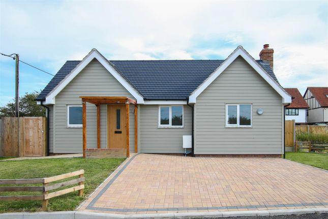 Thumbnail Detached bungalow for sale in Fambridge Chine, North Fambridge, Chelmsford
