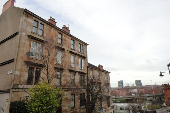 Thumbnail Flat to rent in Scott Street, Glasgow