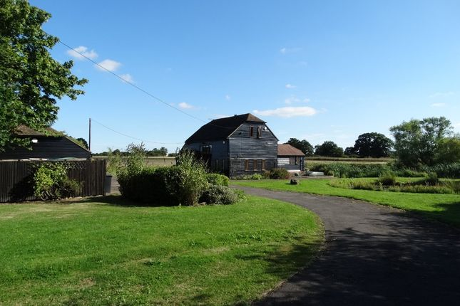 Thumbnail Barn conversion for sale in Stilebridge Caravan Site, Stilebridge Lane, Marden, Tonbridge