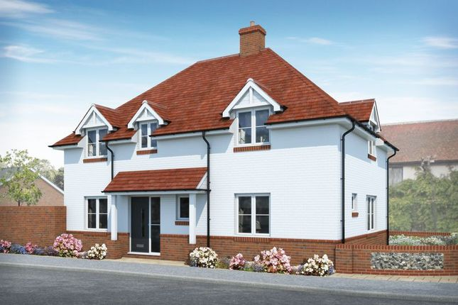 Thumbnail Detached house for sale in Harbour Reach, Pagham Road, Nyetimber