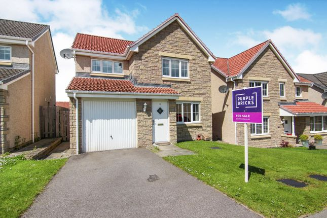 Thumbnail Detached house for sale in Woodlands Avenue, Inverness