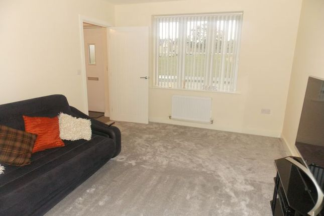 Lounge of Glebe Road, Boughton, Northampton NN2