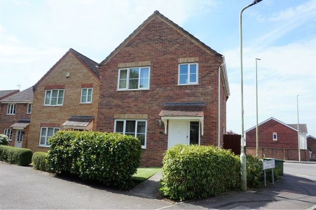 Thumbnail Detached house for sale in Sovereign Gardens, Miskin, Pontyclun