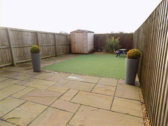 Rear Garden of Hawthorn Drive, Thornton Cleveleys FY5