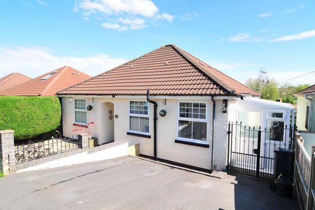 Thumbnail Detached bungalow for sale in Ponsford Road, Knowle Park, Bristol