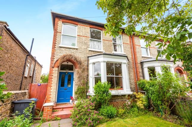 Thumbnail Semi-detached house for sale in Kingston Upon Thames, Surrey, England