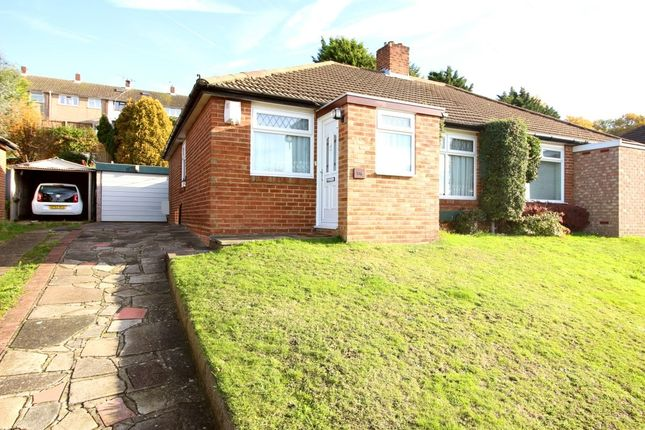 Thumbnail Semi-detached house to rent in Barnfield Road, Orpington