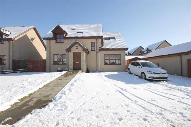 Thumbnail Detached house for sale in Coopers Court, Craigellachie, Aberlour