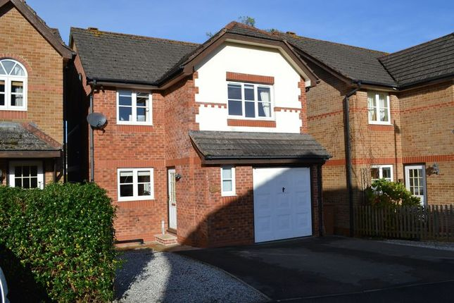 Thumbnail Detached house for sale in Manor View, Par