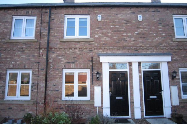 Thumbnail Town house to rent in Albert Court, York