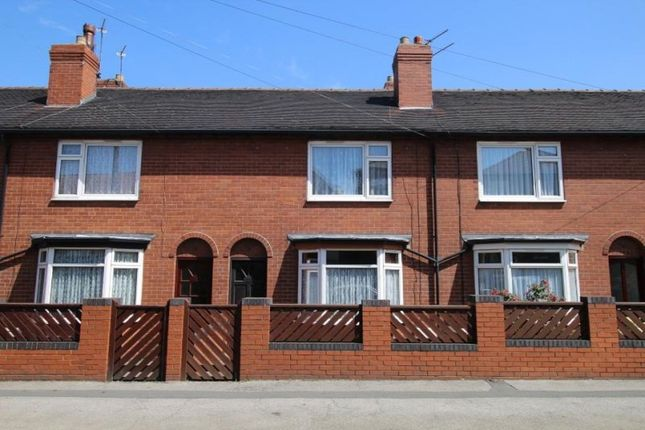 Thumbnail Terraced house to rent in Beancroft Road, Castleford
