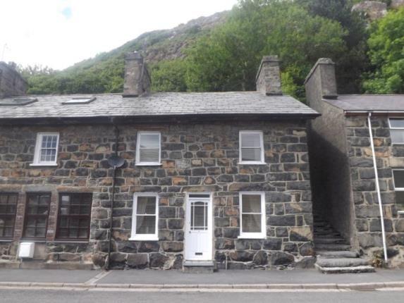 Thumbnail End terrace house for sale in High Street, Tremadog, Porthmadog, Gwynedd