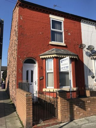 3 bed terraced house for sale in Moses Street, Toxteth, Liverpool L8