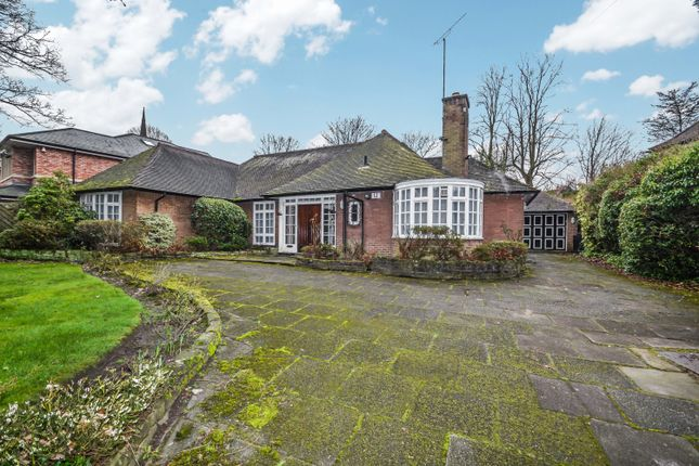 Thumbnail Bungalow to rent in Upper Park Road, Salford, Manchester