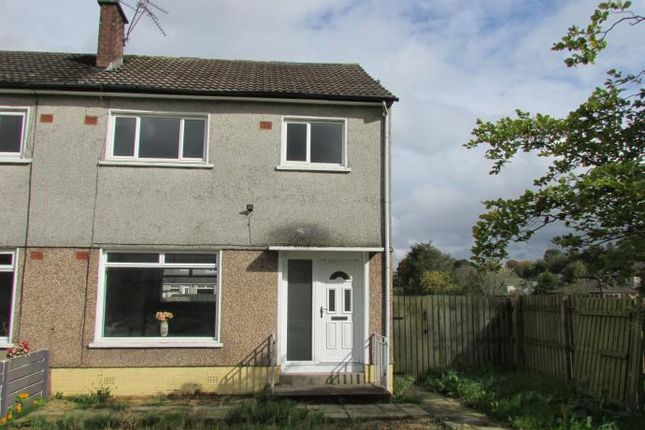 Thumbnail 3 bed semi-detached house to rent in Harvie Avenue, Newton Mearns, Glasgow