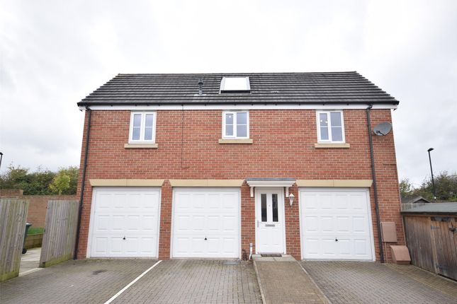 Thumbnail Detached house for sale in Wood Mead, Bristol