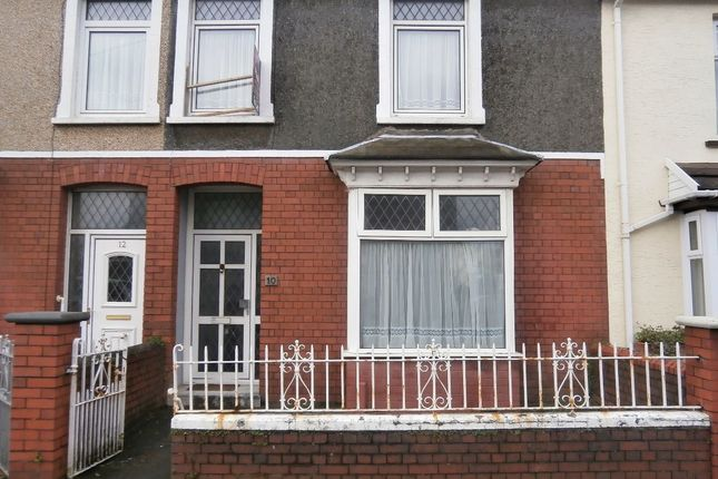 Thumbnail Terraced house to rent in Regalia Terrace, Llanelli
