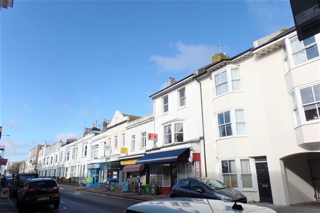 Thumbnail Maisonette to rent in St. Georges Road, Brighton