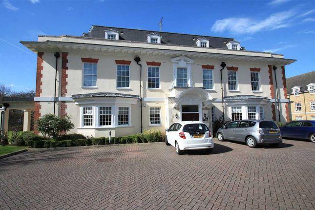 Thumbnail Flat for sale in Herne Mansions, Fuller Close, Bushey