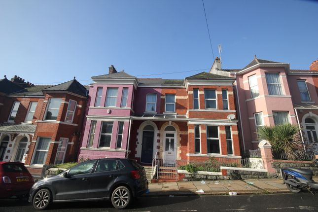 Front of Beechwood Avenue, Mutley, Plymouth PL4