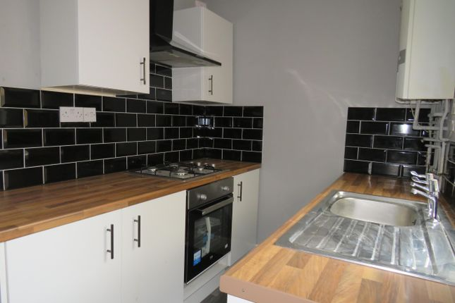 Thumbnail Terraced house to rent in Werburgh Street, Derby
