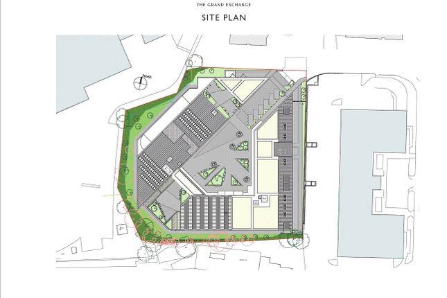 Site Plan of Market Street, Bracknell, Berkshire RG12