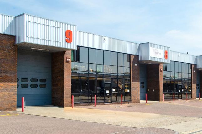 Thumbnail Warehouse to let in Railway Triangle, Walton Road, Portsmouth, South East