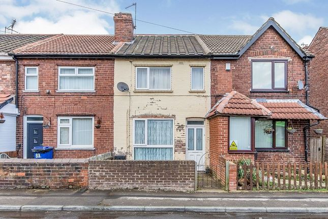 2 bed terraced house to rent in Victoria Road, Edlington, Doncaster DN12