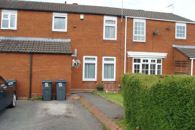 Terraced house to rent in Tresco Close, Rubery, Birmingham