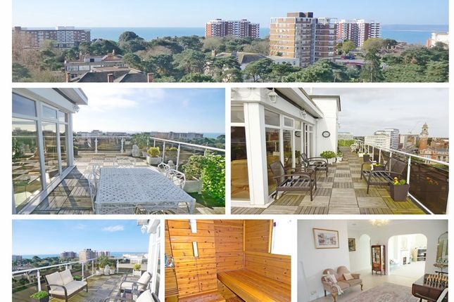 Thumbnail Flat for sale in Penthouse, Buckingham Mansions, Bournemouth