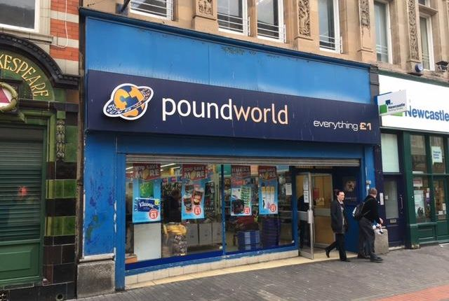 Thumbnail Retail premises to let in 36, Linthorpe Road, Middlesbrough