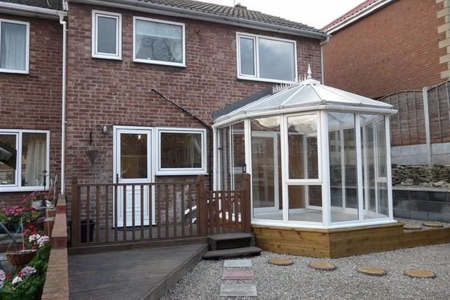 Thumbnail Semi-detached house to rent in Ramsden Close, Brotherton, Knottingley