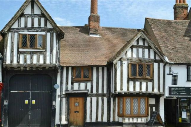 Thumbnail Terraced house for sale in Bancroft, Hitchin, Hertfordshire