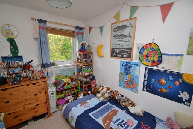 Bedroom Two of Conway Gardens, Falmouth TR11