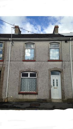 Thumbnail Terraced house to rent in Woodlands Terrace, Cross Hands, Llanelli