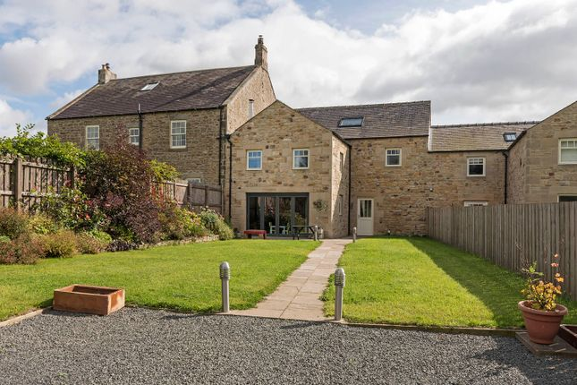 Thumbnail Barn conversion for sale in Orchard Barn, West Bingfield, Northumberland