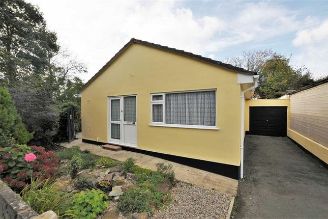 Thumbnail Detached bungalow for sale in Hallett Way, Bude, Cornwall