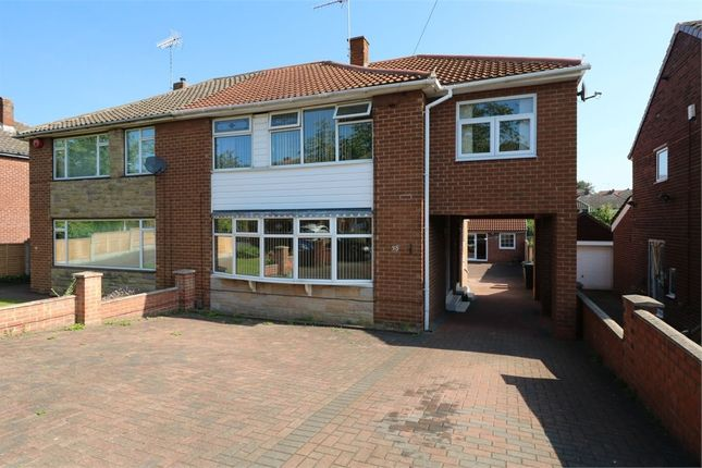 4 bed semi-detached house for sale in Newman Road, Grange Estate, Rotherham, South Yorkshire